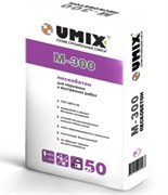 Пескобетон М-300 UMIX (50 кг)