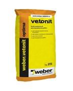 Клей для плитки Ветонит оптима (25 кг)
