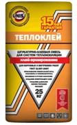 Теплоклей Юнис для систем теплоизоляции (25 кг)