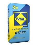 Плиточный клей IVSIL START (25 кг)