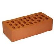 Кирпич одинарный (пустотелый) 25x12x6,5 см