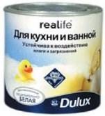 Dulux Для Кухни и Ванной (1л)
