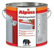 Alpina эмаль для отопительных приборов (2,5л)