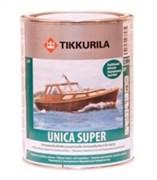 Лак Тиккурила Уника Супер, полуматовый (0,9л)