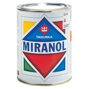 Tikkurila Миранол (Miranol), эмаль для дерева и металла (2,7л)