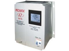 Стабилизатор напряжения РЕСАНТА LUX ACH-5000Н/1-Ц