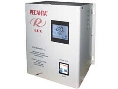 Стабилизатор напряжения РЕСАНТА LUX ACH-8000Н/1-Ц