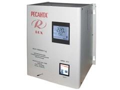 Стабилизатор напряжения РЕСАНТА LUX ACH-10000Н/1-Ц