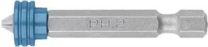 Бита с ограничителем и магнитом PH2x50 мм Gross