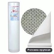 Стеклообои X-Glass SILVER Рогожка крупная (1х25м)