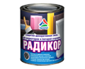 эмаль для радиаторов батарей отопления РАДИАТОР белая (0,9 кг)
