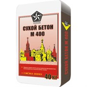 Сухой бетон РУСЕАН М-400 (40кг)