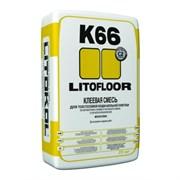 Клей цементный LITOFLOOR K66 (25кг)
