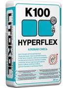 Клей цементный  HYPERFLEX K100 (20кг)