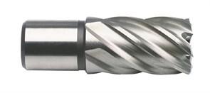 Сверло по металлу корончатое с хв. Weldon 19 мм (3/4'') D.BOR HSS-Co 26ммх30/55