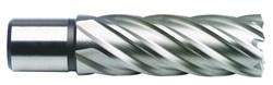 Сверло по металлу корончатое с хв. Weldon 19 мм (3/4'') D.BOR HSS-Co 22мм х 55/70