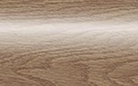"""Плинтус ПВХ IDEAL """"Оптима"""" Дуб рустик 211 (55ммх2500мм)"""