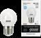 Лампа Gauss LED Elementary Globe 6W E27 6500K - фото 10434