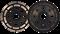 Алмазная шлиф. тарелка, 2-ряд. DW-5 ECO Line d 125x22,23 мм D.BOR - фото 8804