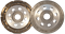 Алмазная шлиф. тарелка, 2-ряд. DW-5 Super Standard d 125x22,23 мм D.BOR - фото 8806