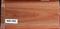 """Плинтус ПВХ IDEAL """"Альфа"""" Вишня темная 244 (45ммх2500мм) - фото 9572"""